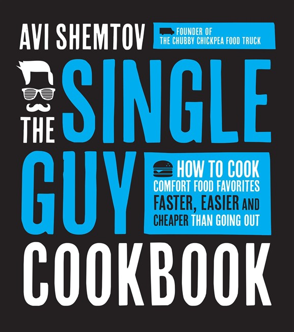 Cookbook teaches single guys to get dinner (and maybe dates)