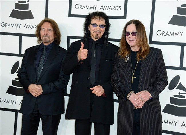 Black Sabbath to play in Winnipeg for their farewell tour in January 2016.