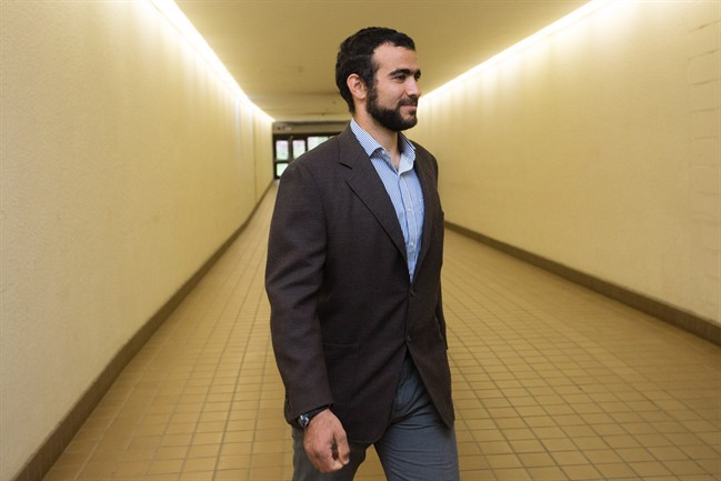 A chronological look at Omar Khadr's long legal odyssey - image