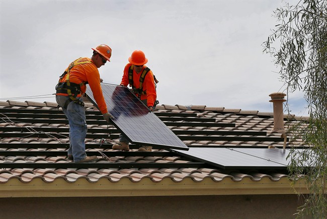 Canada has launched a NAFTA challenge of 'illegal' U.S. tariffs on solar panels.