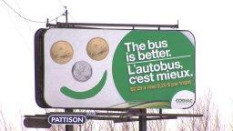 Continue reading: Moncton's Codiac Transpo sees ridership increase