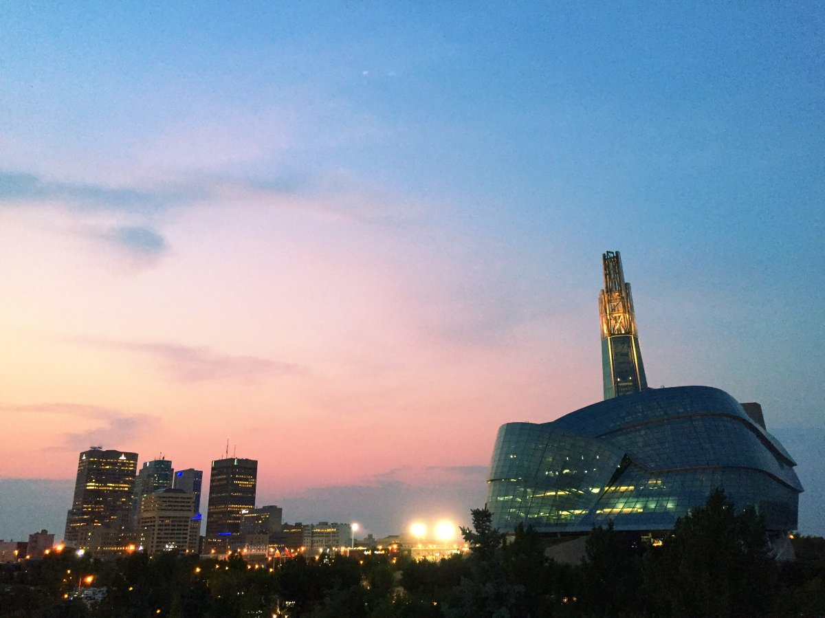 Canadians ranked Winnipeg as the most unsafe city.