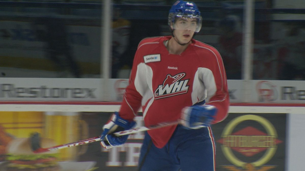 Hobbs back with Pats after strong NHL camp - image
