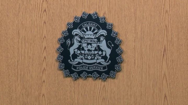 Calgary Police Service logo.