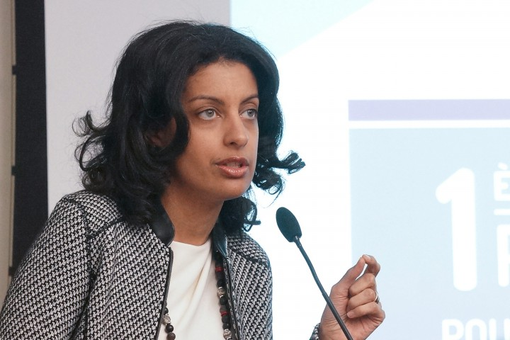Dominique Anglade, President and CEO of Montreal International, Montreal, Que., Feb. 27, 2014.