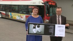 Continue reading: Calgarians asked to share pictures of their feet as part of EMPaThY? campaign