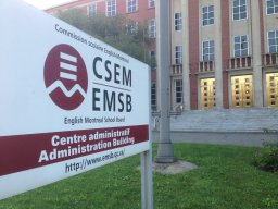 Continue reading: COVID-19 expenses the bulk of EMSB's record $15 M deficit