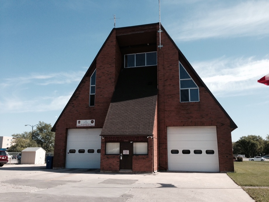 Windsor Park fire hall on Friday Sept. 11 2015.