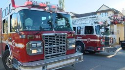 Continue reading: Fire crews battle blazes at 2 houses in northeast Calgary on Friday
