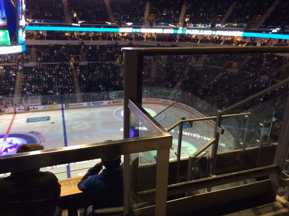 Winnipeg Jets fans are frustrated by obstructed views from new loge seating at MTS Centre could see some improvements this year.