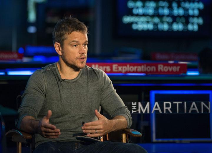 Matt Damon is sorry but not sorry.