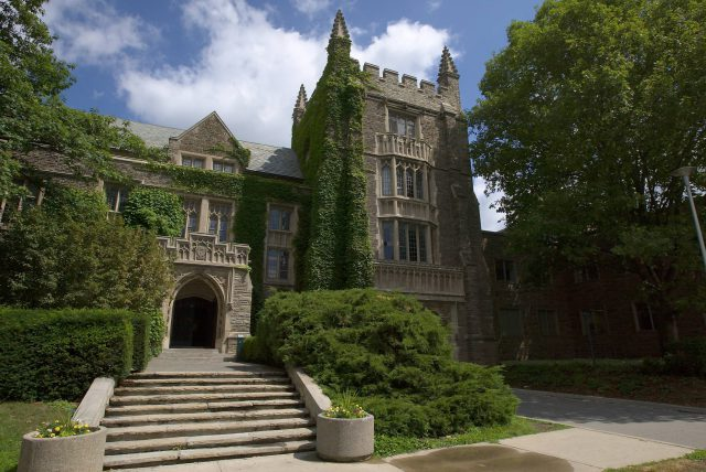 The names of 25,000 students or prospective students have been accessed during a breach of McMaster University's computer database..