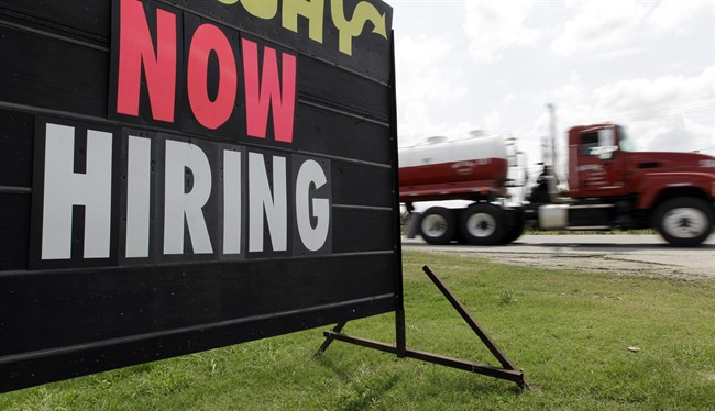 Canada's unemployment rate fell to its lowest in 40 years in December, 2017.