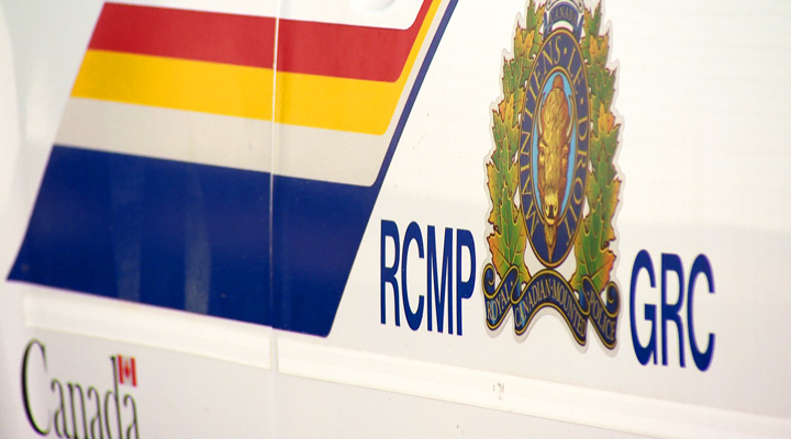 RCMP said they were called to a gas station in Stoughton, Sask., for a report of a pedestrian being struck by a semi.