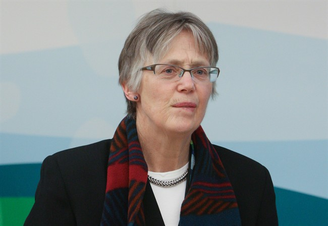 FILE PHOTO: Dr. Penny Ballem has been let go as Vancouver city manager.