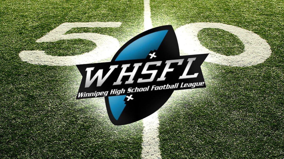 Winnipeg High School Football League.