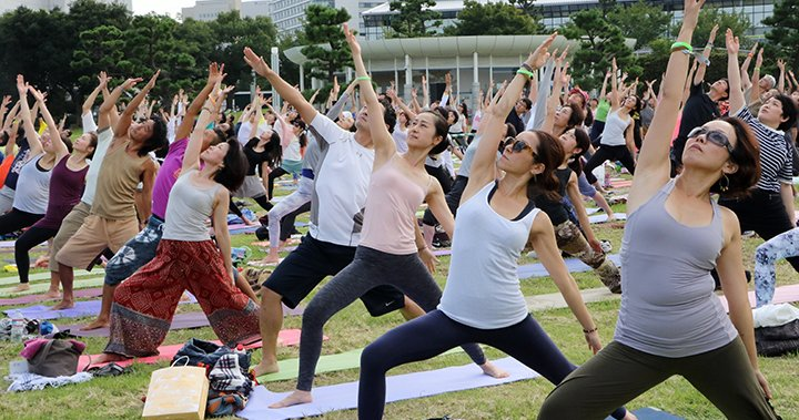 The Science Behind The Effects Of Yoga On Health Toronto Globalnews Ca