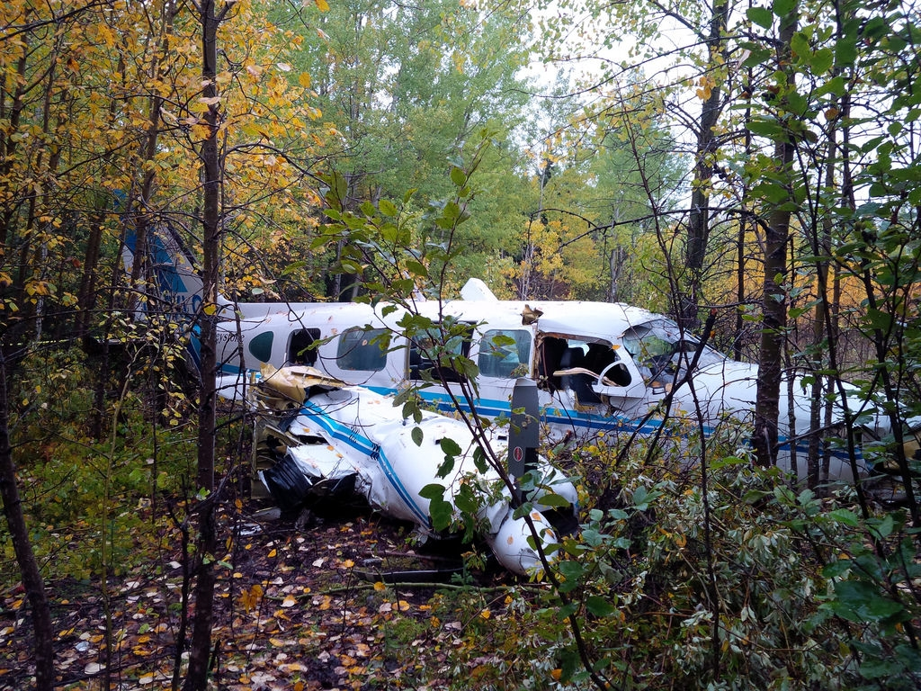 Investigation says wrong fuel is to blame for Thompson plane crash on September 15, 2015.