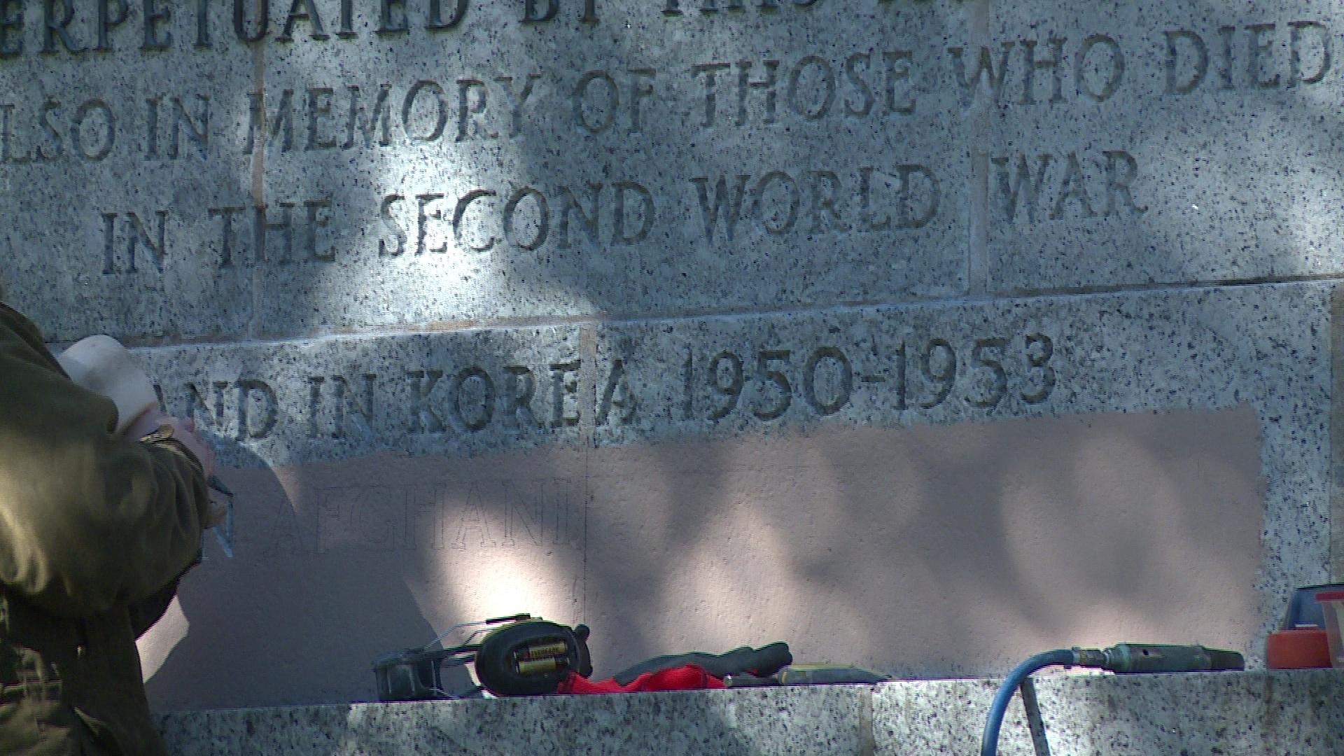 halifax cenotaph