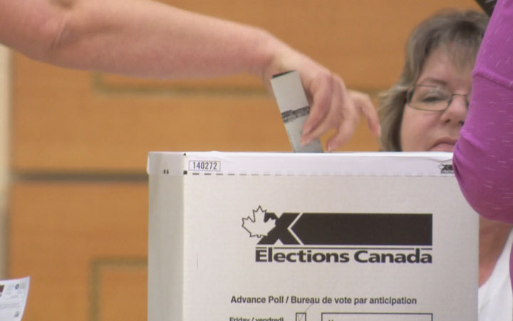 It's nearly decision time for voters after a long federal election campaign.