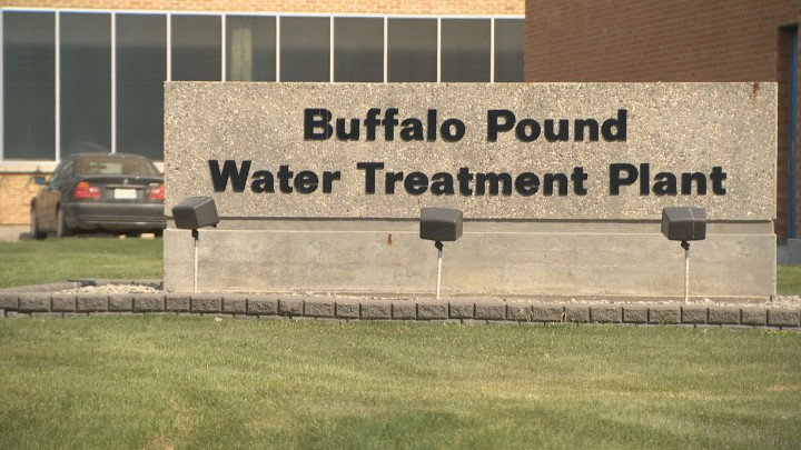 The City of Regina is now using its backup reservoirs and wells after a power failure shut down the Buffalo Pound Water Treatment Plant's lake pumping station.