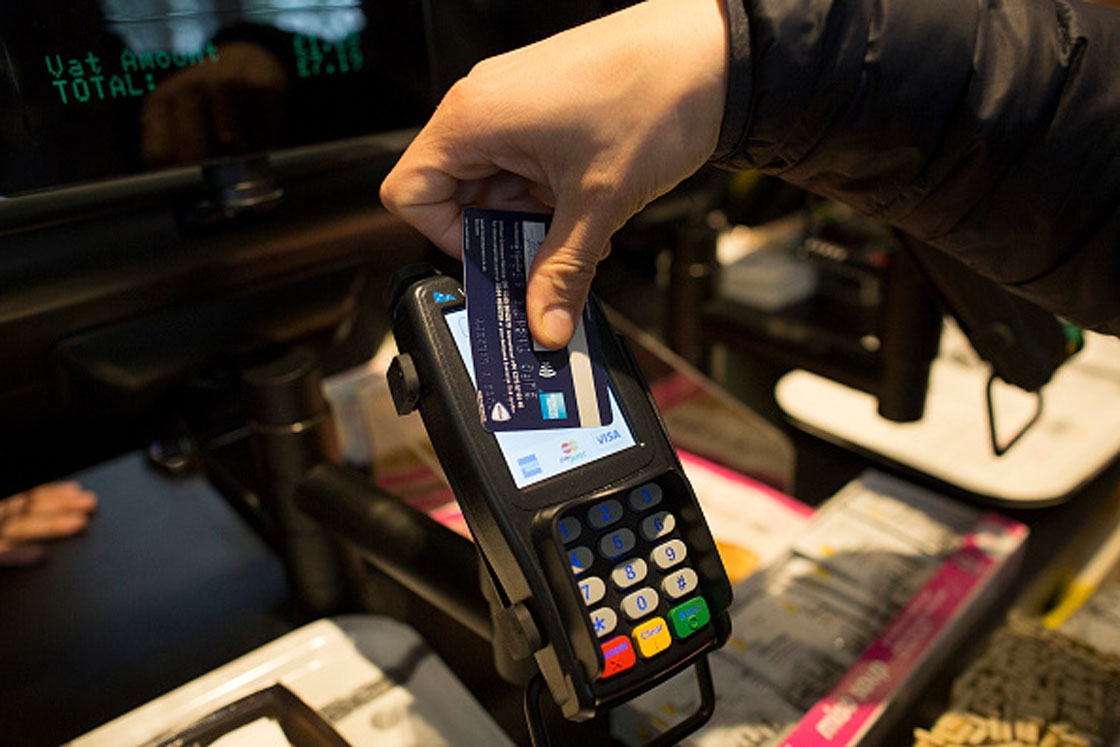 A 2012 study commissioned by MasterCard found that cardholders that received tap-enabled cards spent almost 30 per cent more than previously.