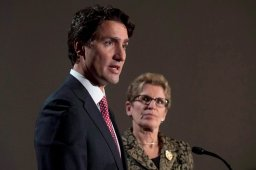 Continue reading: Alan Carter: Kathleen Wynne's coming Trudeau trouble