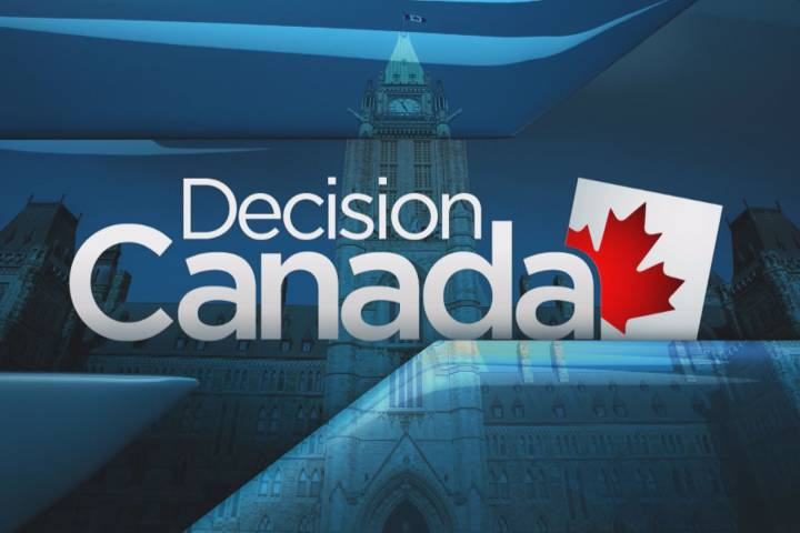 Decision Canada #elxn42