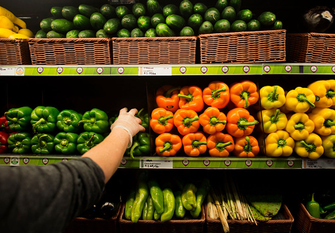 Rising produce prices have made healthy meals an unfeasible prospect for lower-income Canadians, a problem a new report suggests guaranteed basic income could solve.