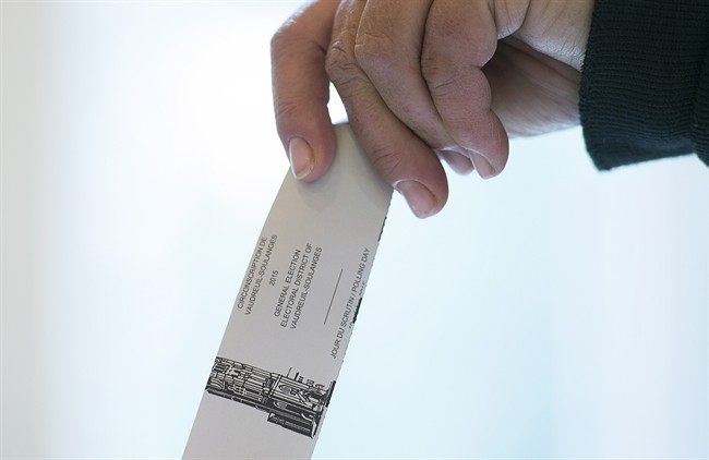 Voter turnout in Alberta over 69 per cent in preliminary results - image