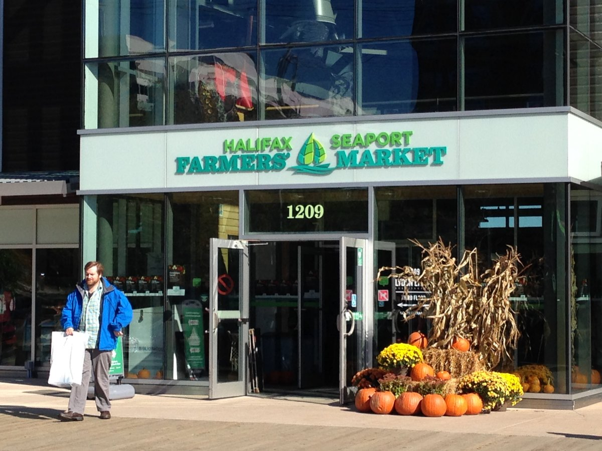 The Halifax Seaport Farmers' Market is celebrating being in operation for 265 years.