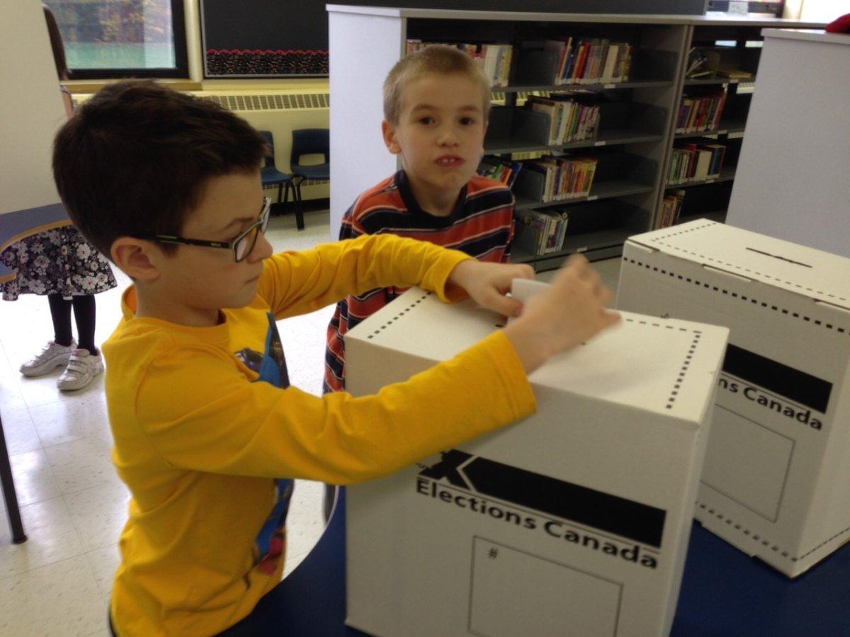 Student votes