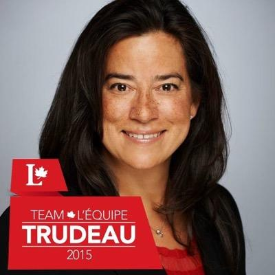 Jody Wilson-Raybould is the Liberal candidate in Vancouver-Granville.
