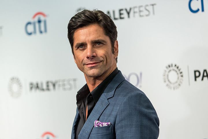 In this Sept. 15, 2015 file photo, John Stamos attends an event in Beverly Hills, Calif.