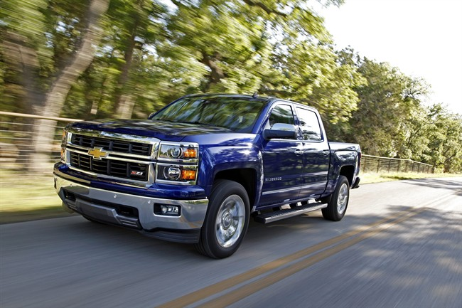 Police say the Chevrolet Silverado, along with the GMC Sierra, is most popular with vehicle thieves in Hamilton.