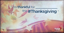 Continue reading: Here's what made you thankful this Thanksgiving