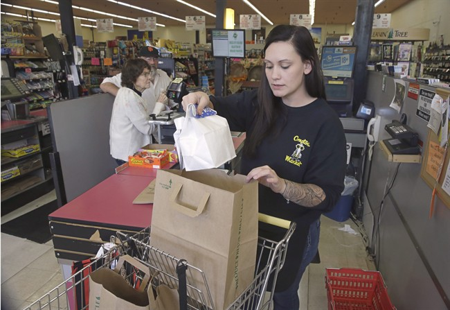Grocery bills are expected to rise in 2017, just one of the factors that will push up household spending for Canadians.