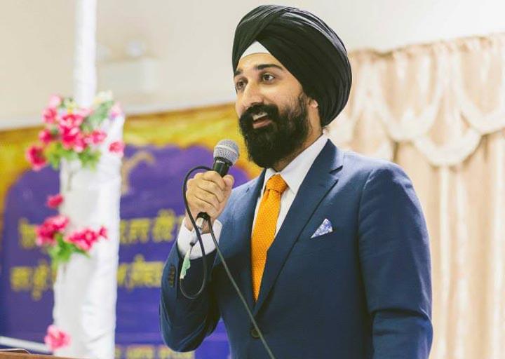 Harbaljit Singh Kahlon.