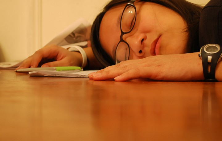 """Taking """"better"""" breaks at work will stop you from burning out, says the study."""