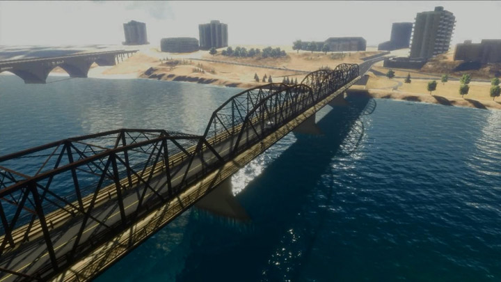 Five years after being closed, we are getting a look at the replacement Traffic Bridge. What do you think of the design of the new Traffic Bridge?