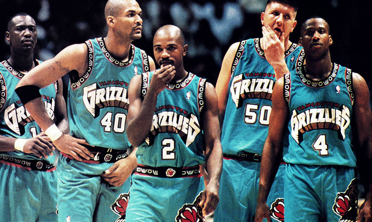 The 62 who played for the Vancouver Grizzlies: Where are they now? - image