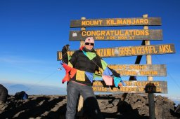 Continue reading: Climbing to the top of Africa for the children of B.C.