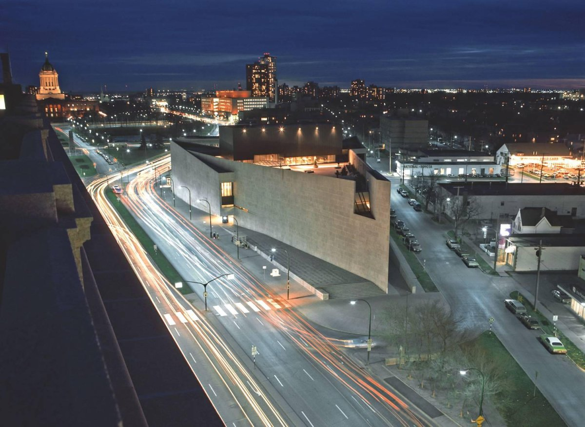 The Winnipeg Art Gallery is planning an '80s-inspired party Sept. 29.