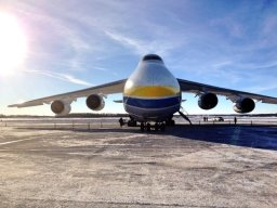 Continue reading: Edmonton International does some heavy lifting with 'unique' visitor