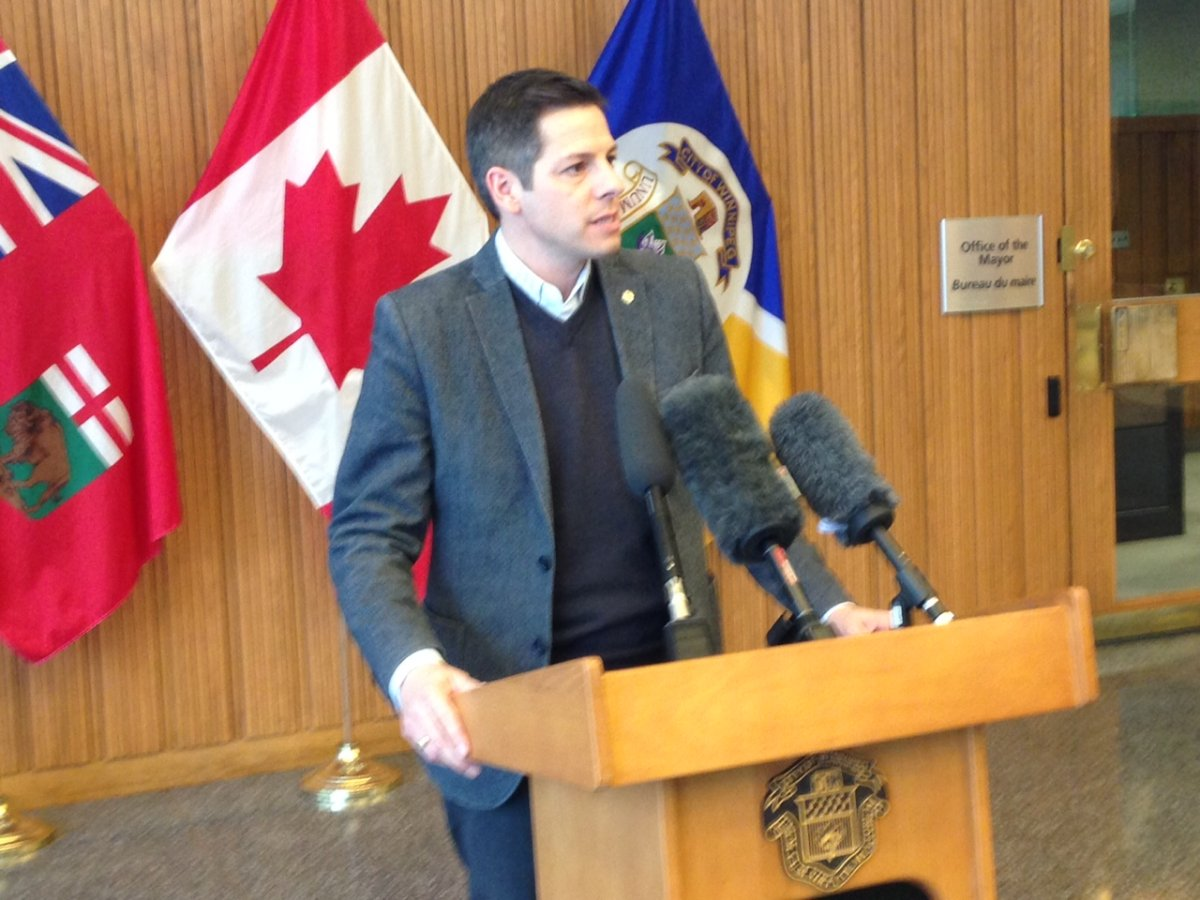 Mayor Brian Bowman announced Sunday that he wants to work with the provincial and federal government to welcome Syrian refugees to Winnipeg.