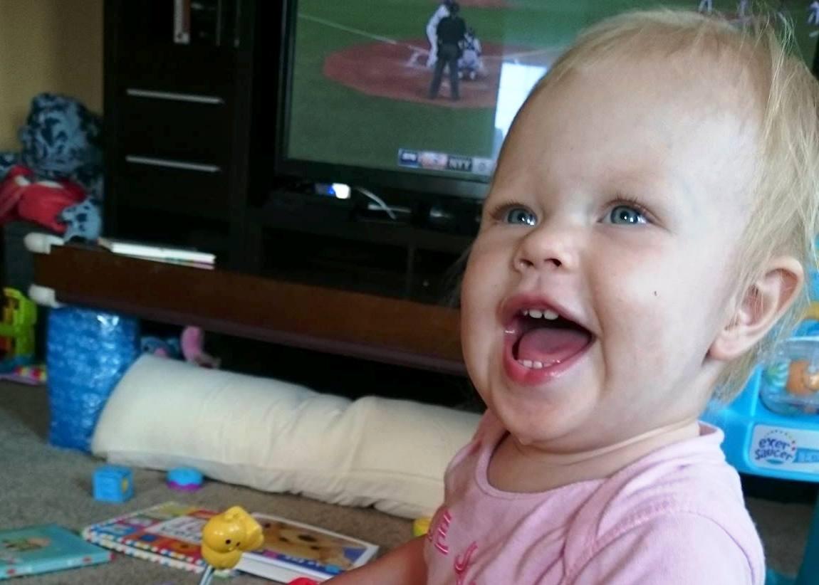 Ceira Lynn McGrath, 18 months, died on Nov. 12, 2015.