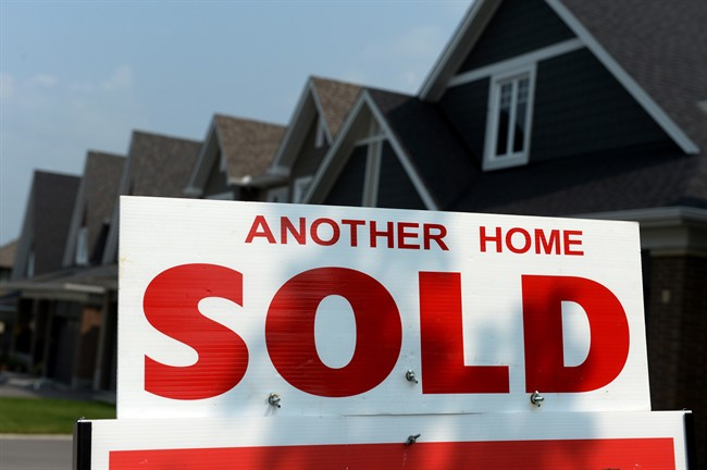 The Toronto Real Estate Board says there were 9,768 sales in the Greater Toronto Area - up 11.5 per cent from the same month last year.