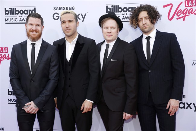 If you're a long-term fan of Fall Out Boy, you should be pleased with their new record.