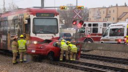 Continue reading: Man injured in collision between vehicle and Calgary CTrain