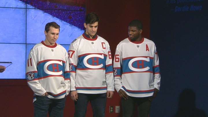 Montreal Canadiens Explain The Story Behind Their Winter Classic Jersey Montreal Globalnews Ca